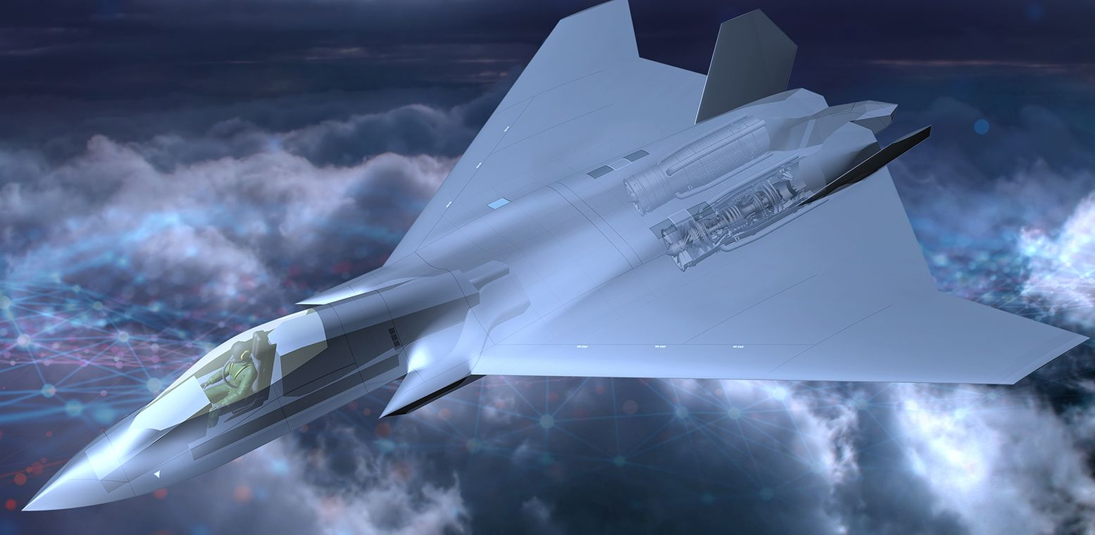 Why Britain's Tempest Stealth Fighter May Out-Class the F-35
