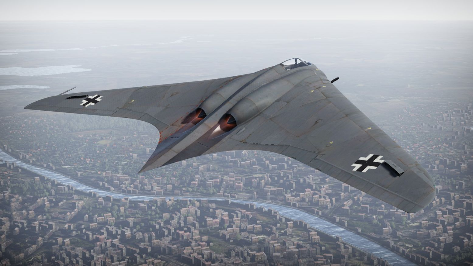 """Hitler's Secret Weapon: Was the Ho 229 Really a Nazi """"Stealth"""""""