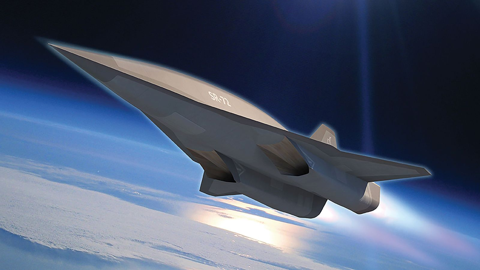 The 'SR-72 Bomber': A 21st Century SR-71 with Lots of Weapons