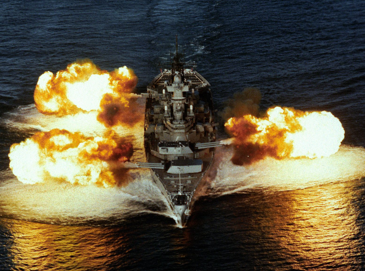 Yes, America Did Use Battleships to Fight North Korea.