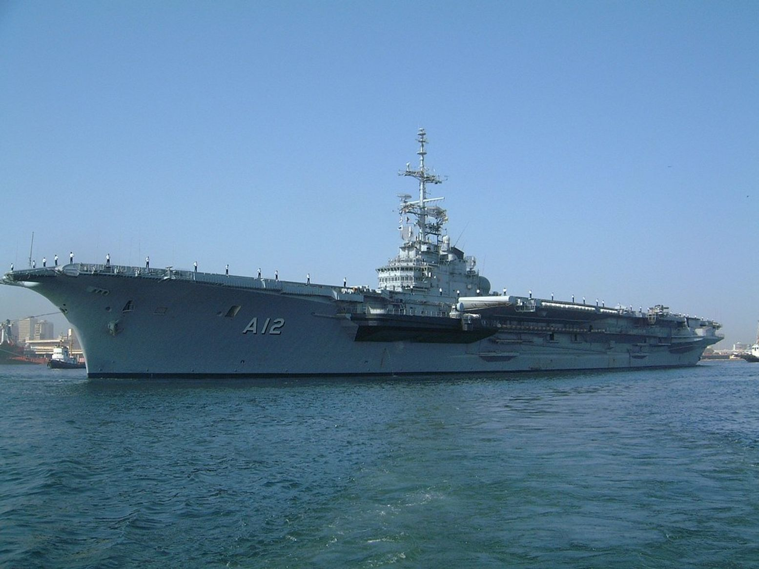 Why Is Brazil Selling Their Aircraft Carrier?