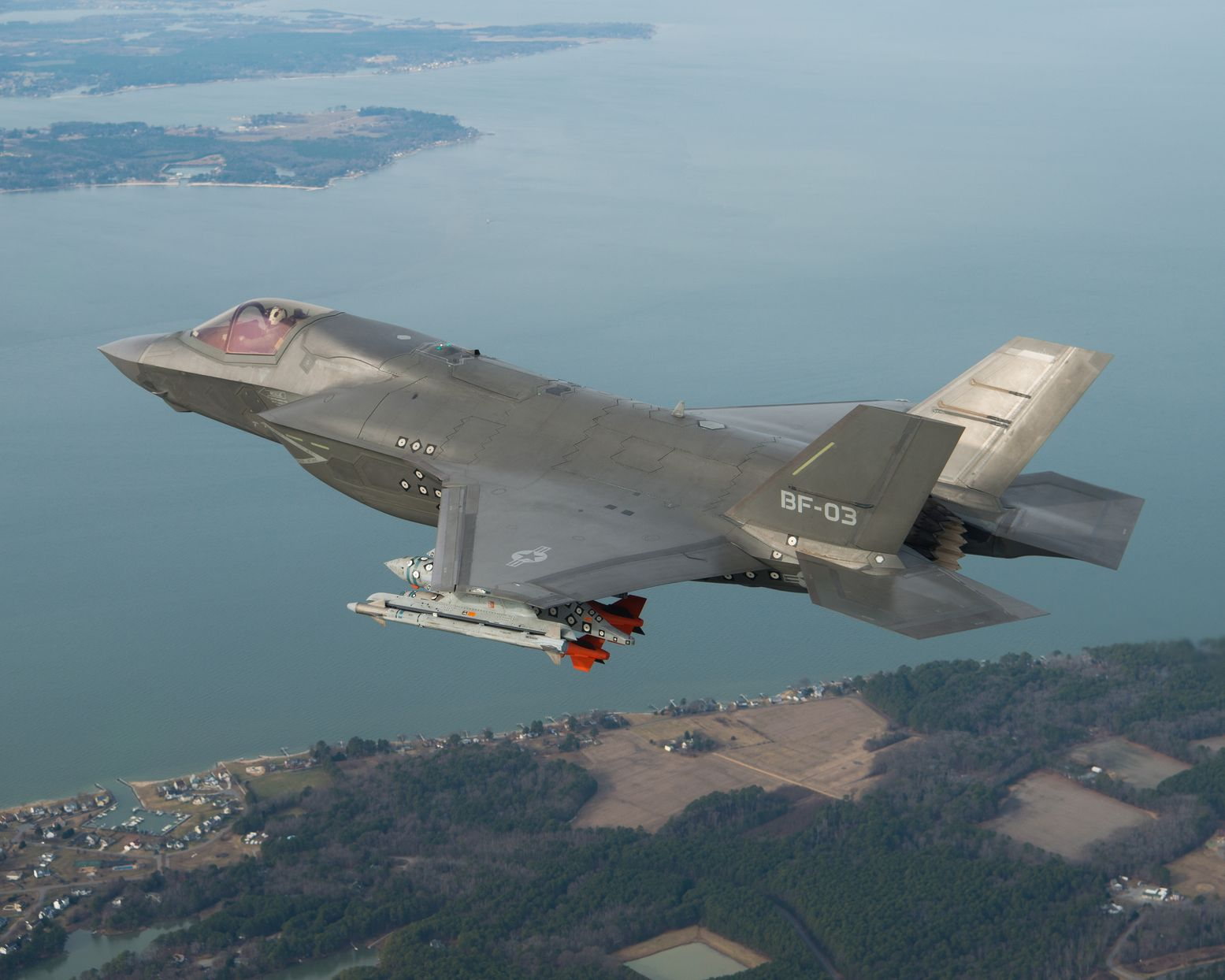 How the F-35 Stealth Fighter is Truly Unstoppable