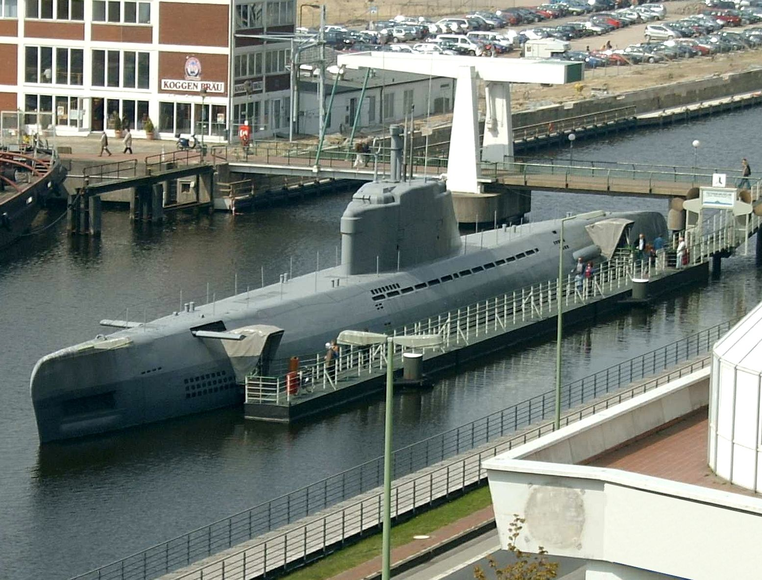 Hitler's Super Submarines Were a Huge Mistake