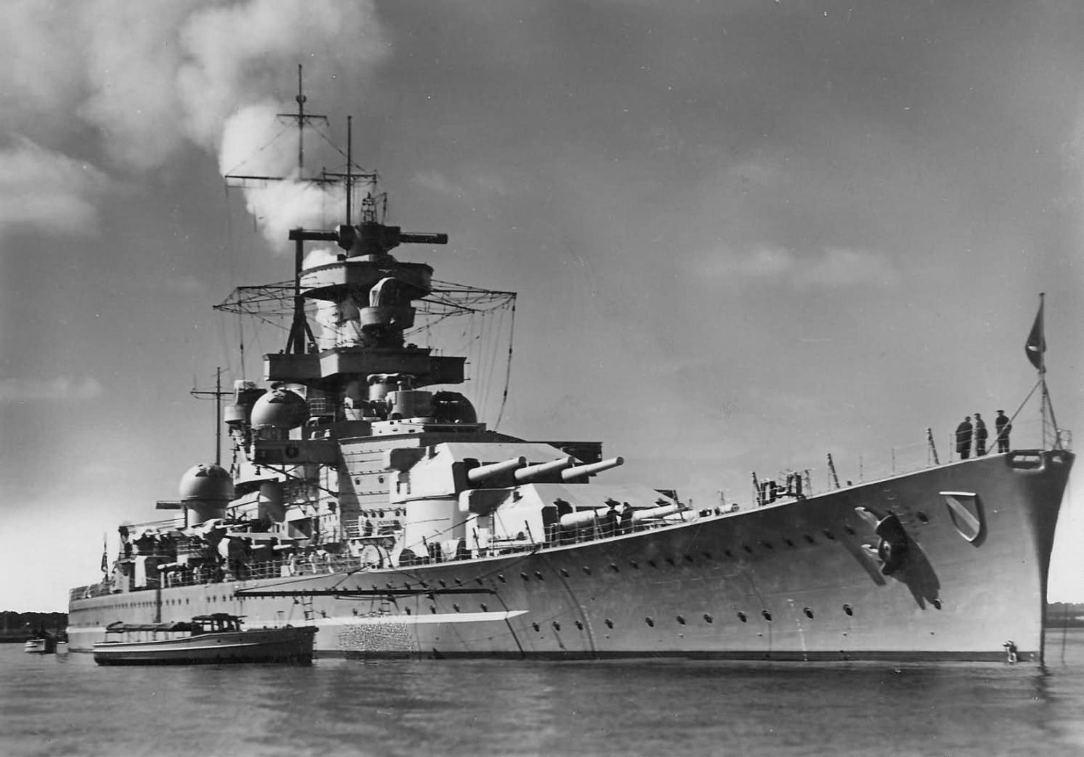 Hitler's Pocket Battleships: A Navy-Killer or a Waste of Steel?