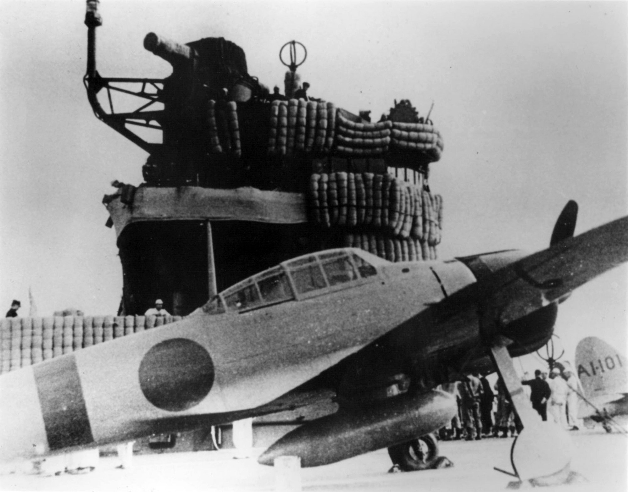 14 Brave U.S. Pilots Fought Hundreds Of Japanese Fighters During The Attack On Pearl Harbor