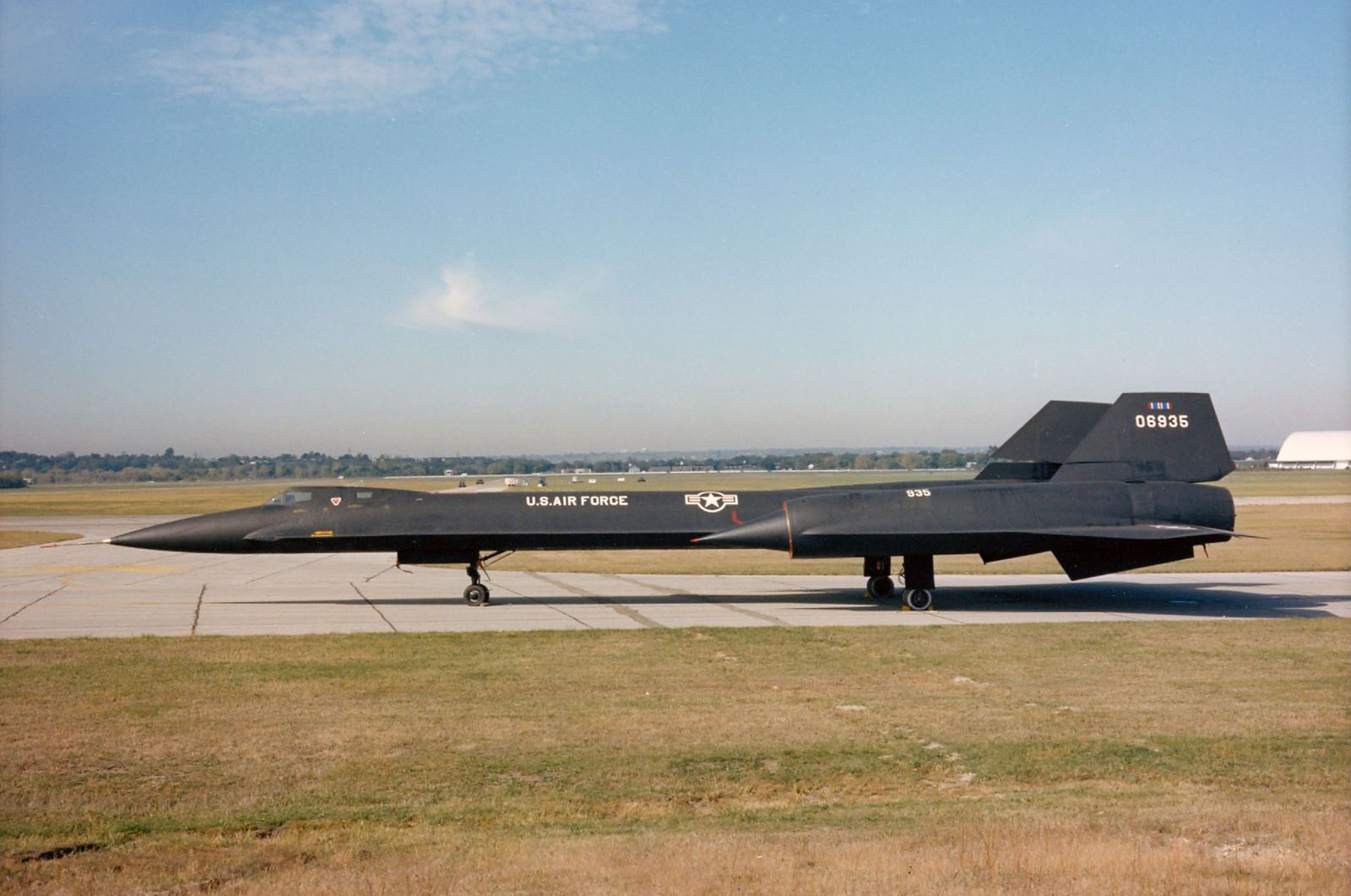 The CIA's Very Own SR-71 Spyplane: Check Out the Lockheed A-12