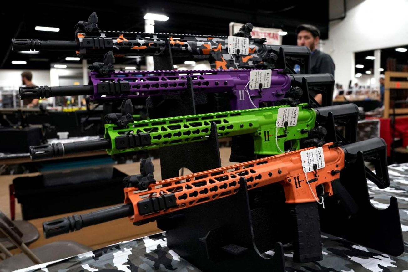 Meet the Finest AR-15s That Money Can Buy