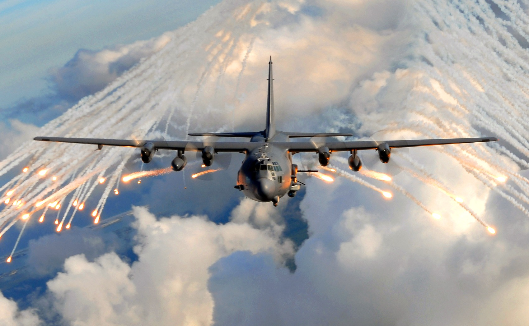"""Why The AC-130J Deserves the Nickname of """"A Bomb Truck With Guns On"""