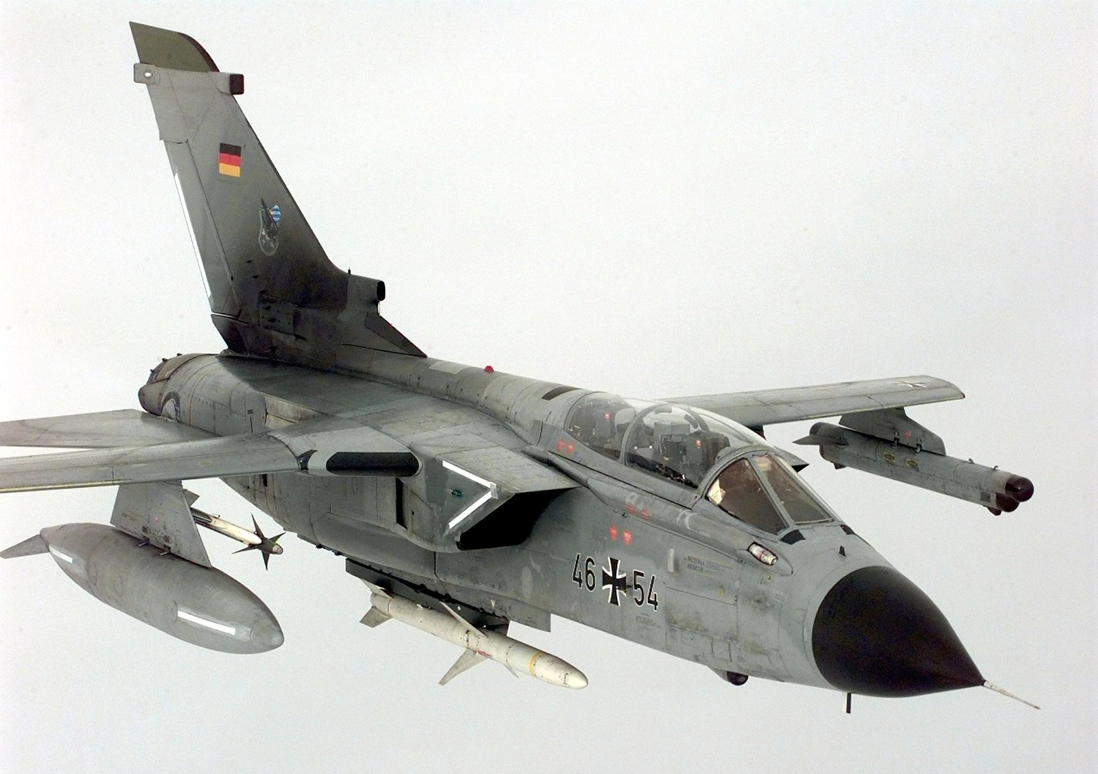 All of the Reasons Germany's Once Mighty Air Force Is Dying