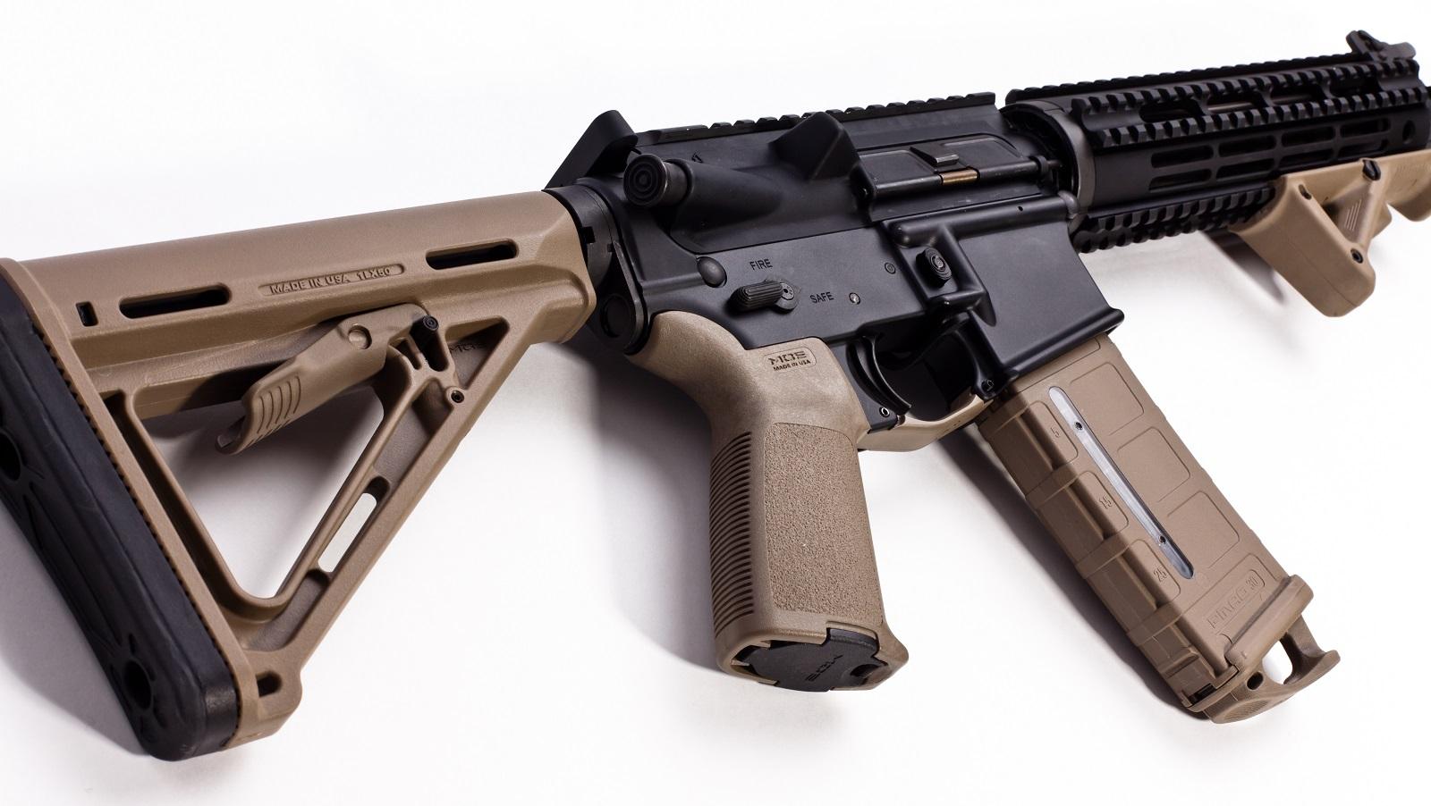 Meet The Deadly Ar Pistol  An Ar