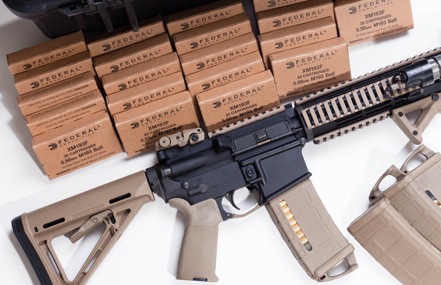 The AR-15 Rifle, DIY Edition: You Can Build One Yourself