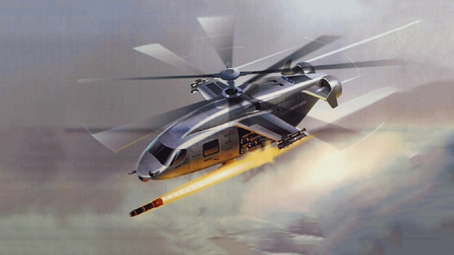 The Army Is Getting Serious About a New Scout Helicopter