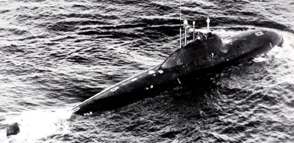 This Russian Submarine Was a Technological Terror (But Had a Fatal Flaw)