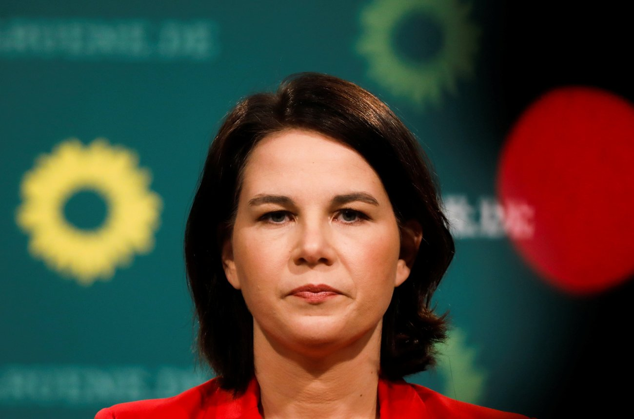 Is Annalena Baerbock Germany's Next Chancellor?   The National Interest