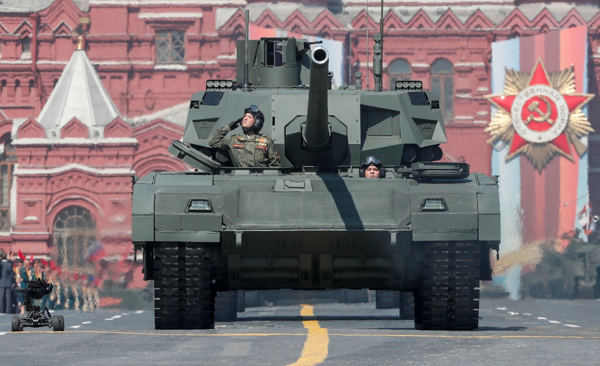 Russia's T-14 Armata Tank is a Costly Killer