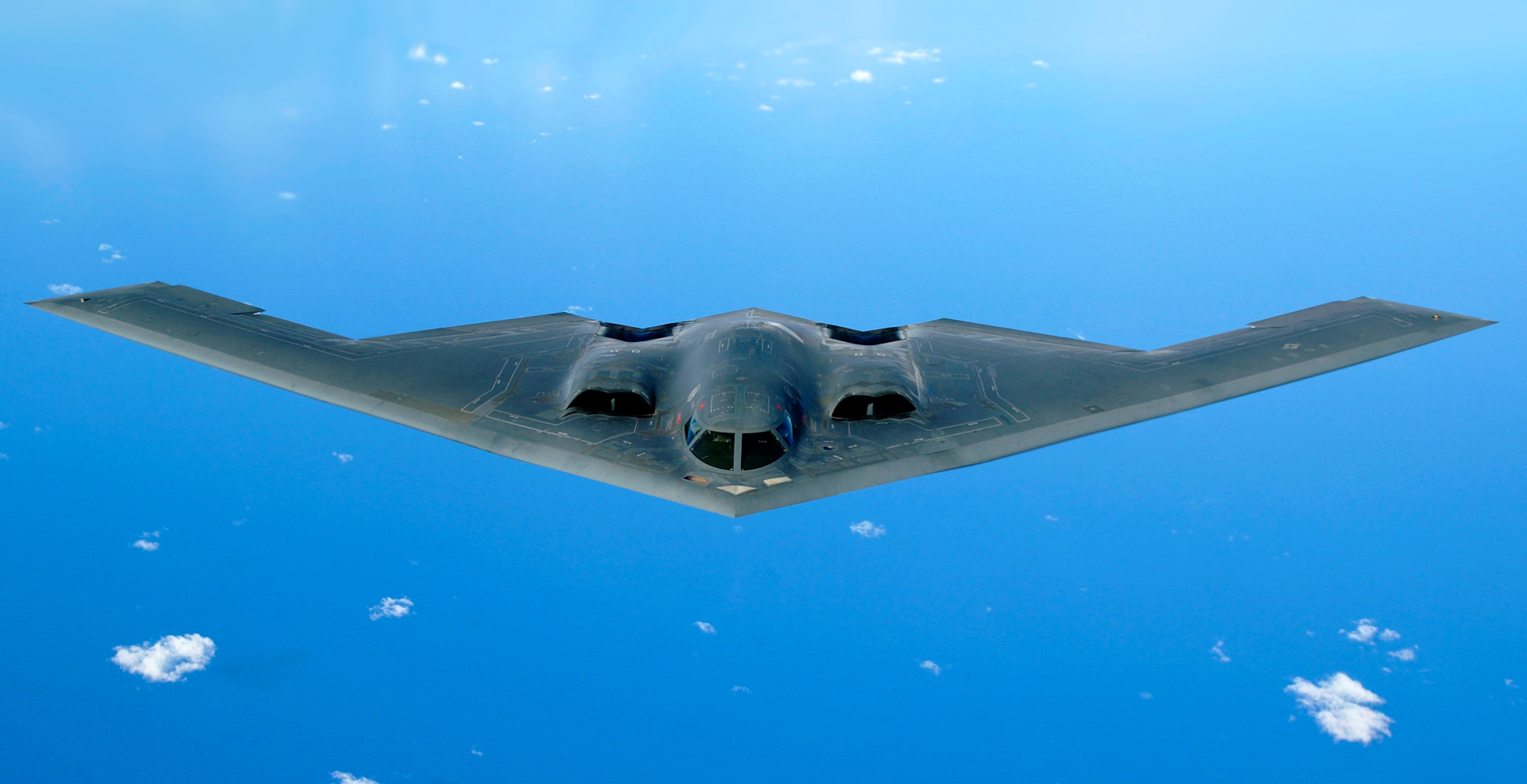 Problems in Stealth Land: B-2 Spirit Bomber Makes Emergency Landing In Colorado