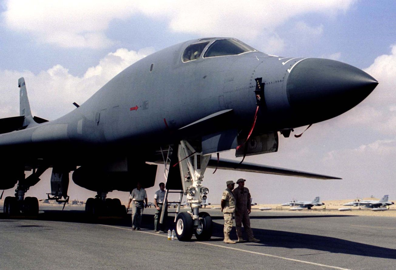 Rip B-1 Bomber: The Air Force Wants a Shiny New B-21 Instead