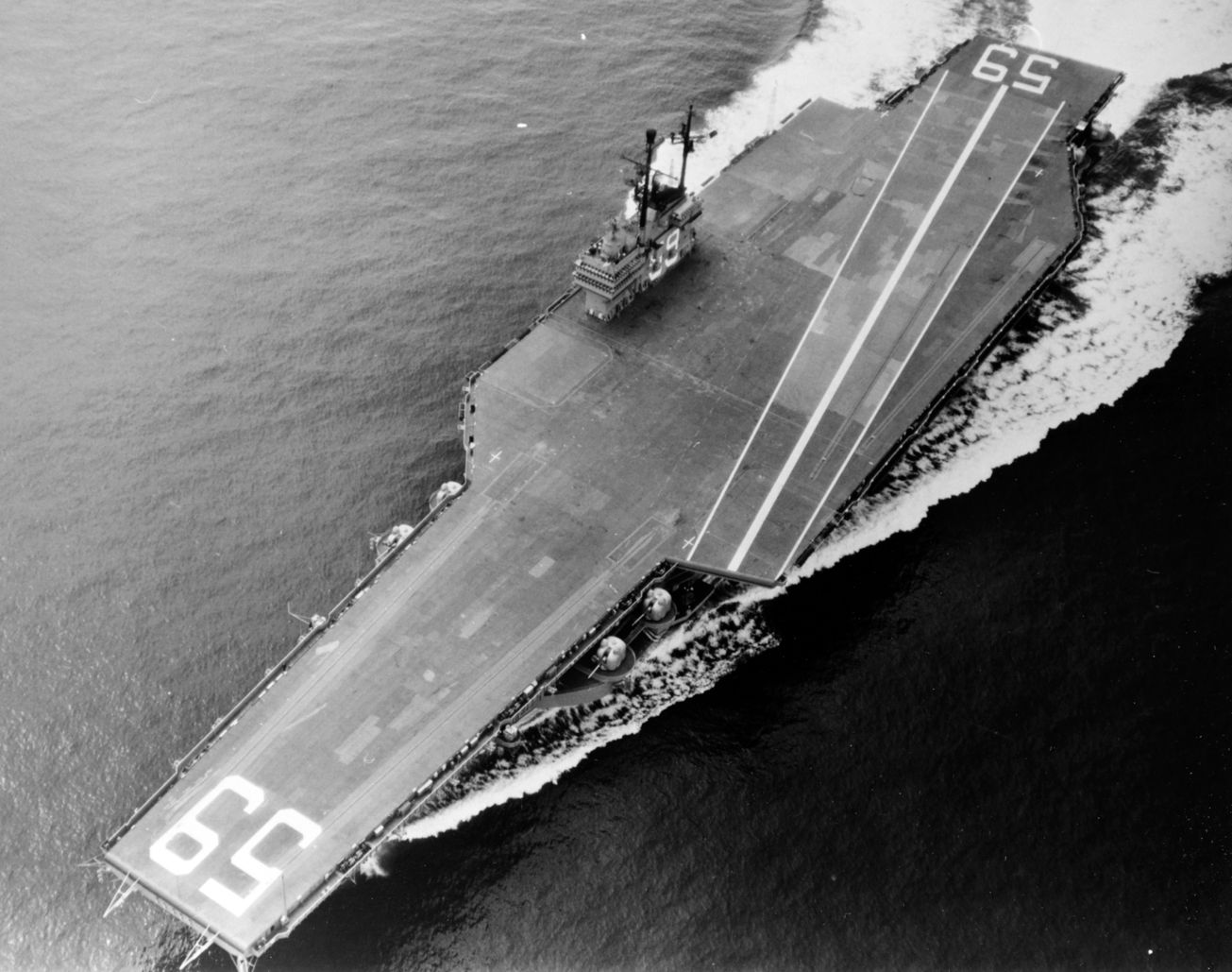 How Old Ammunition Gone Bad Nearly Blew up This American Aircraft Carrier