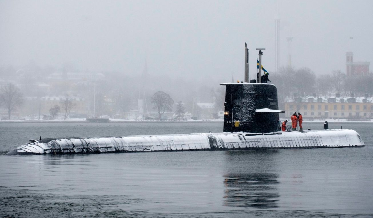 Resultado de imagen para Meet the Impressive Swedish Invention That Turned Its Submarine Fleet Into the World's Finest