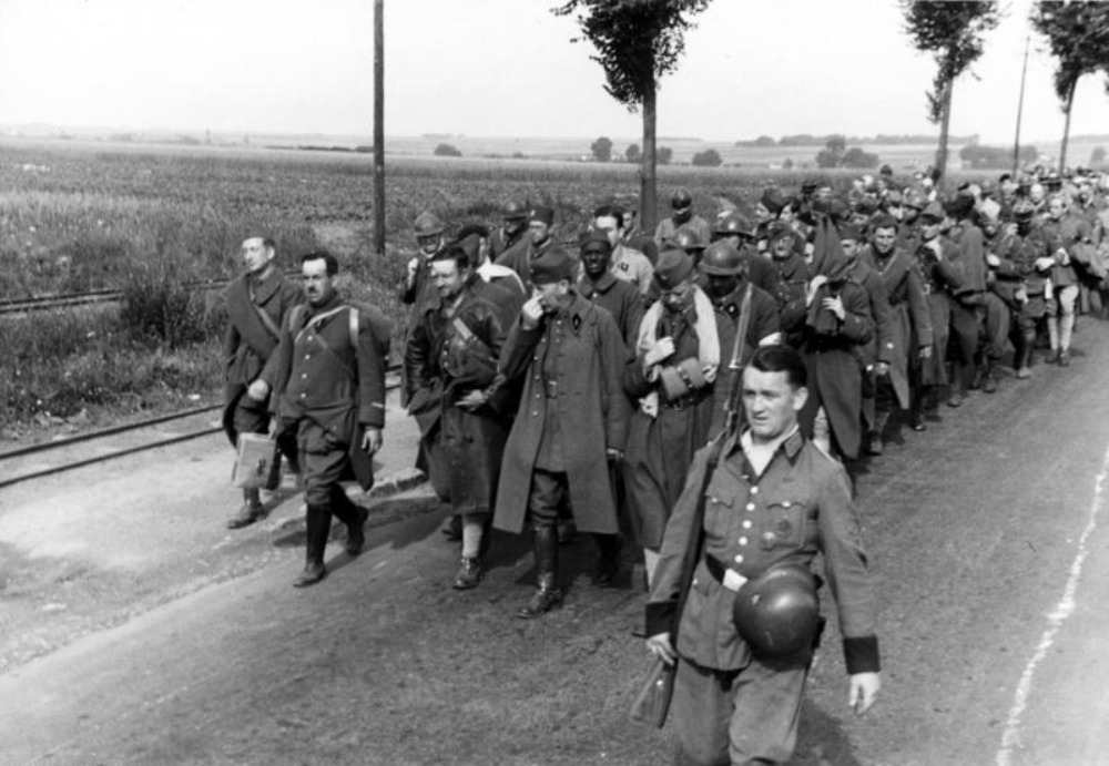 That Strange Time Nazi Soldiers and the U.S. Military Fought Side By Side