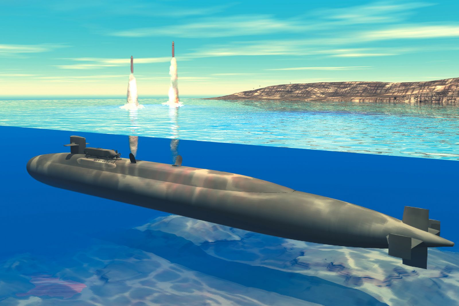 The U.S. Navy Wants Nuclear Missiles That Self-Destruct Themselves