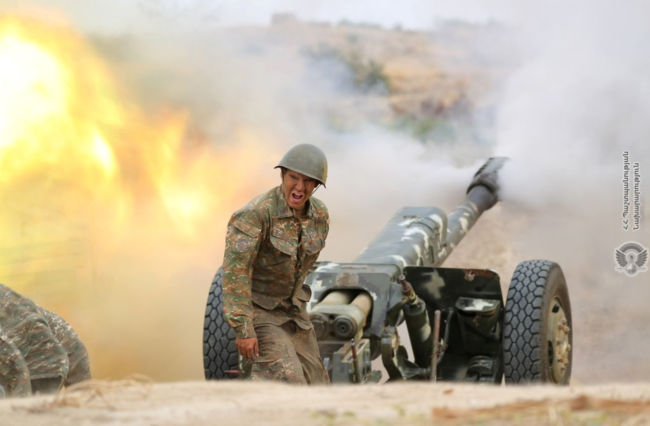 Fighting Reported Along the Armenian-Azerbaijan Border: Is a War Possible?