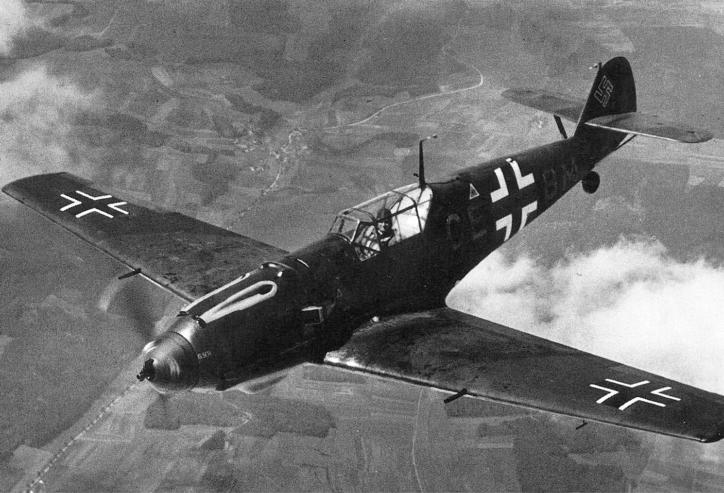 The Strange Story of How Nazi Fighter Planes Save Israel