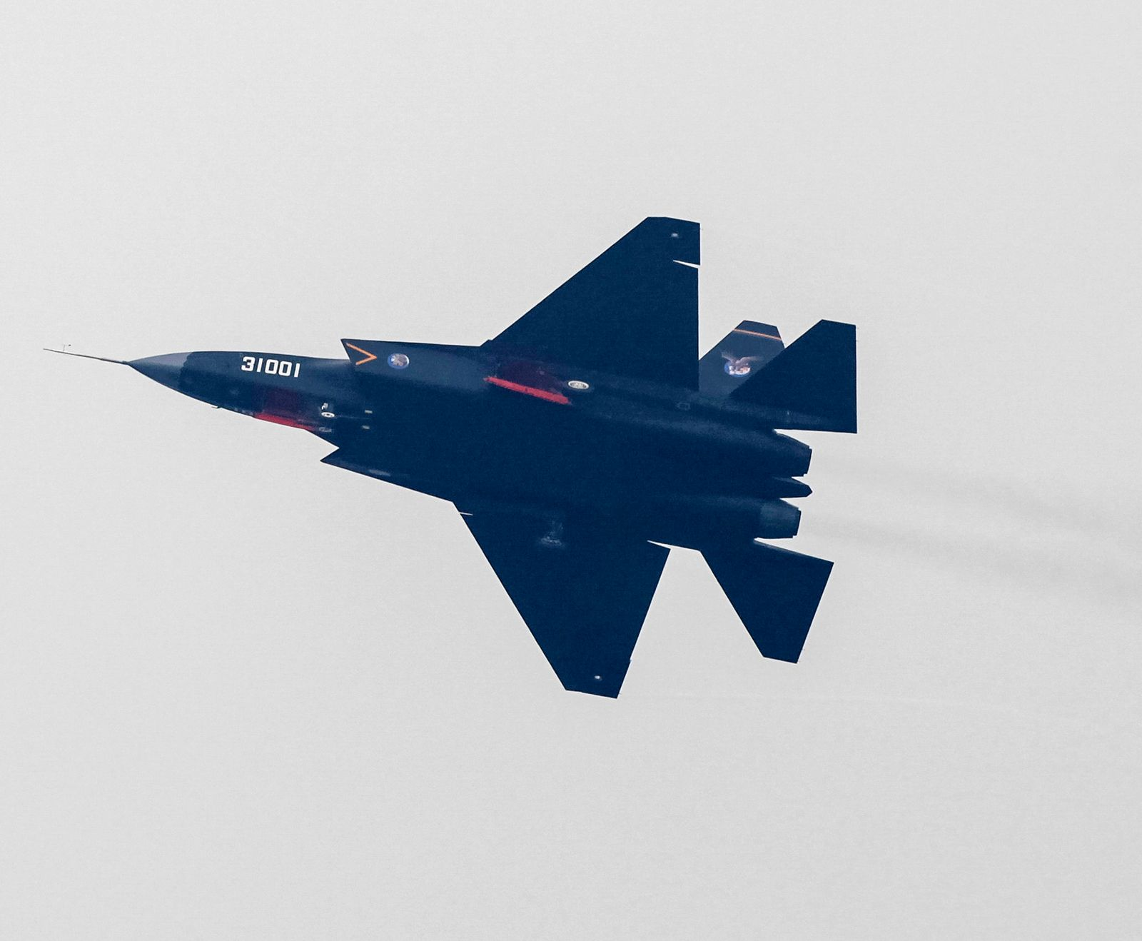 How Good Is China's J-31 Stealth Fighter?