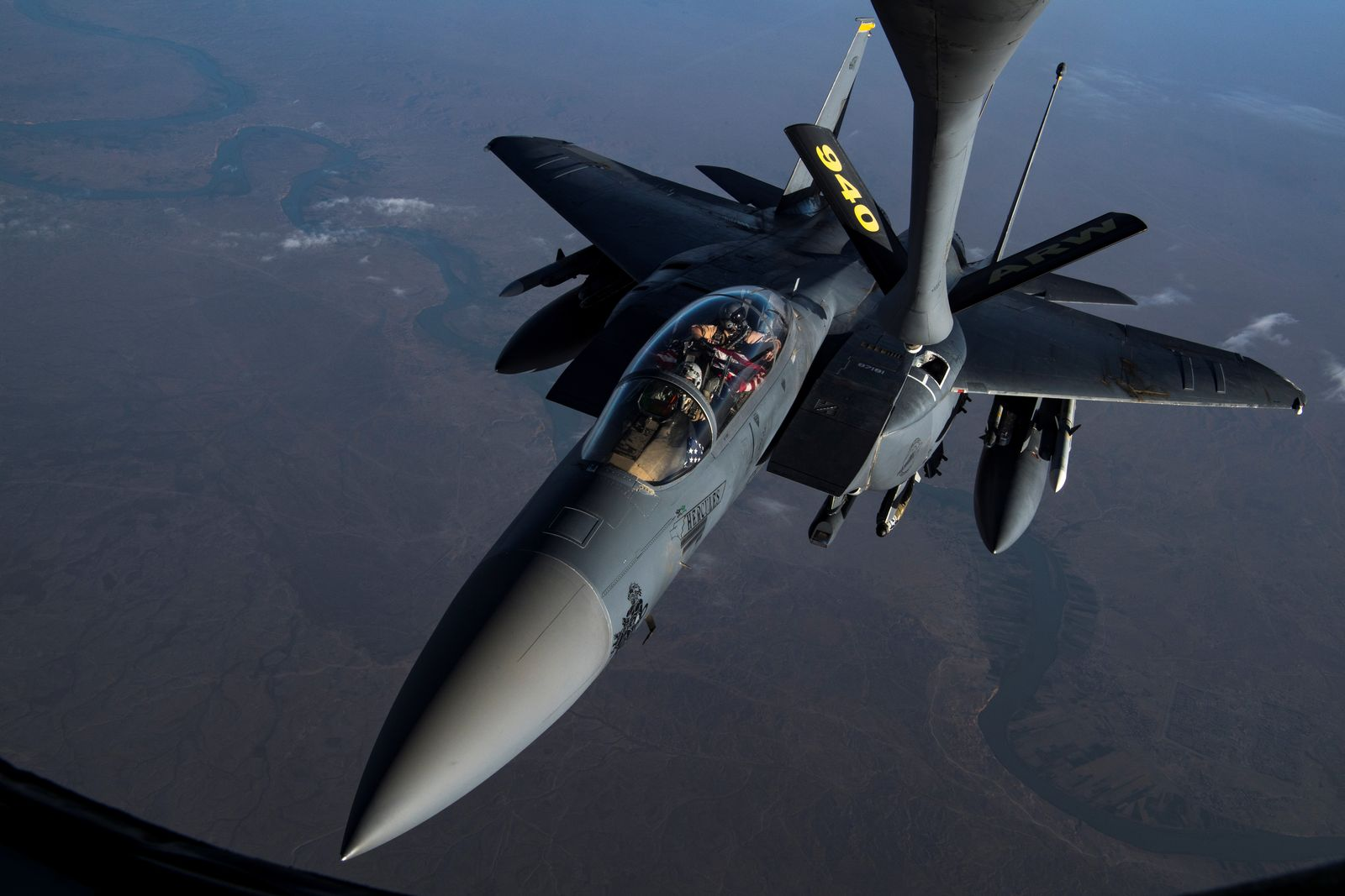 U.S. Military's Stormbreaker All-Weather Bomb for F-15s Is A Big Deal