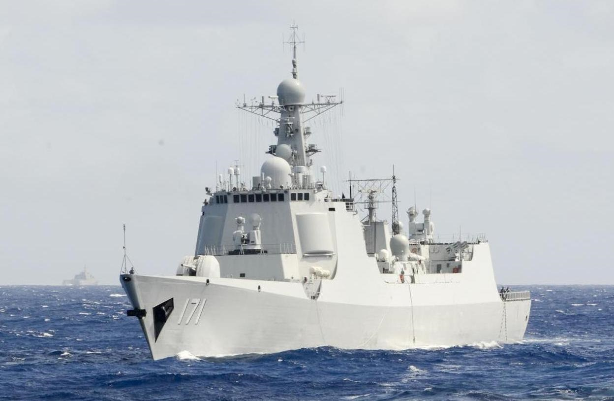 The Next Chinese Naval Threat: Robot Warships?
