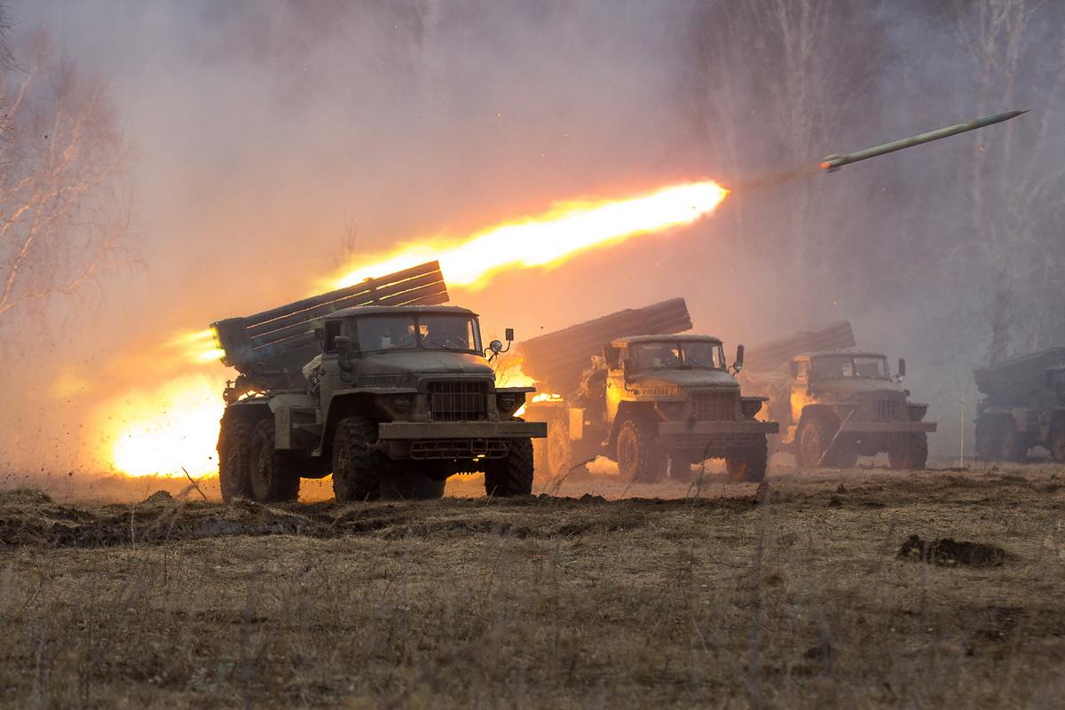 Meet Russia's Killer Robot Rocket Launcher