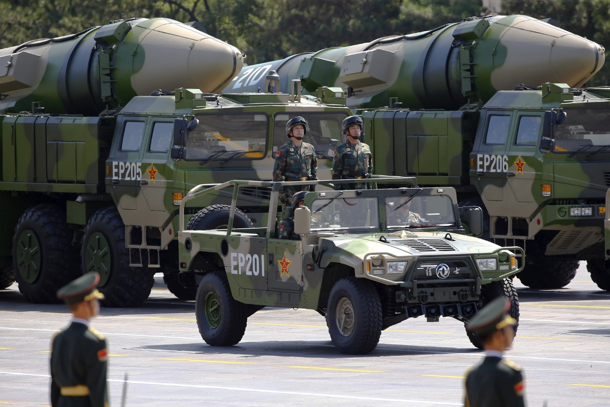 More Missiles: Is This China's War Strategy Against America?