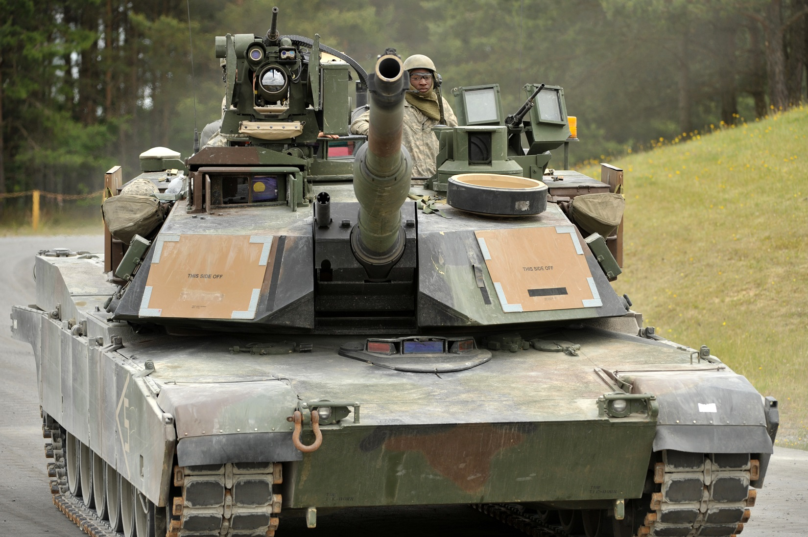 Meet the Army's 'New' M1 Abrams Tank: The Best on the Planet?