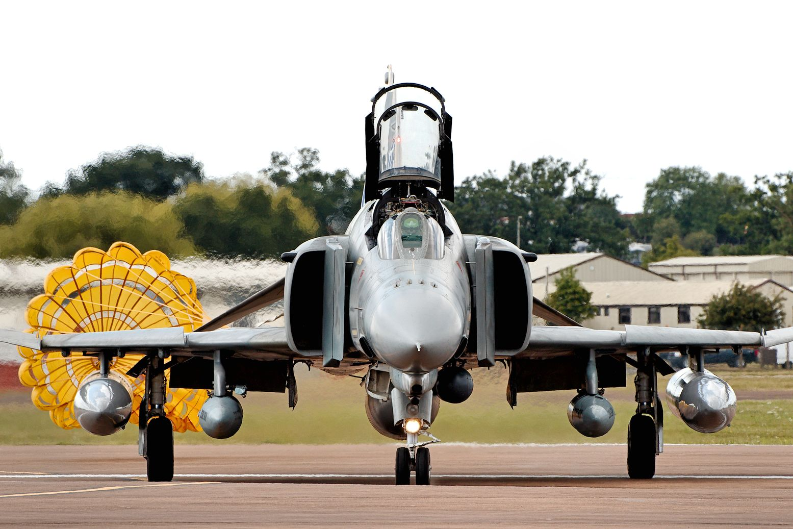 Israel vs. North Korea: How F-4 Phantoms Went to War Against Pyongyang's Mig-21s