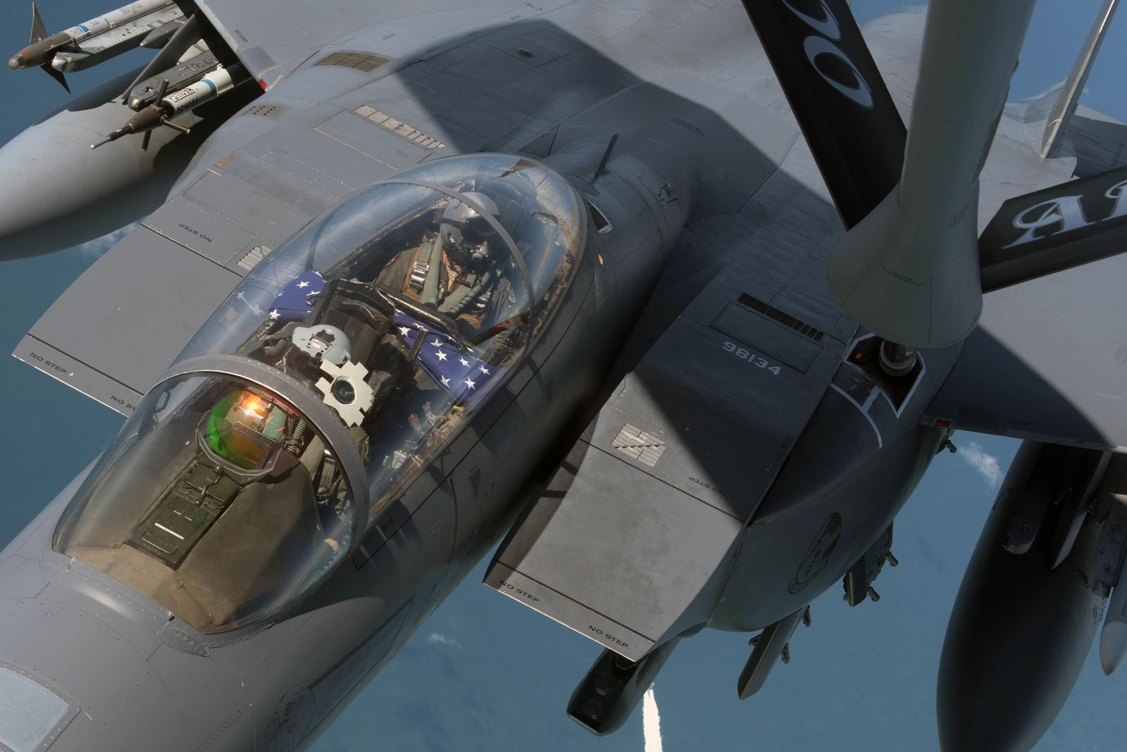 This Is the Battle That Turned the F-15 Strike Eagle Into a Legend