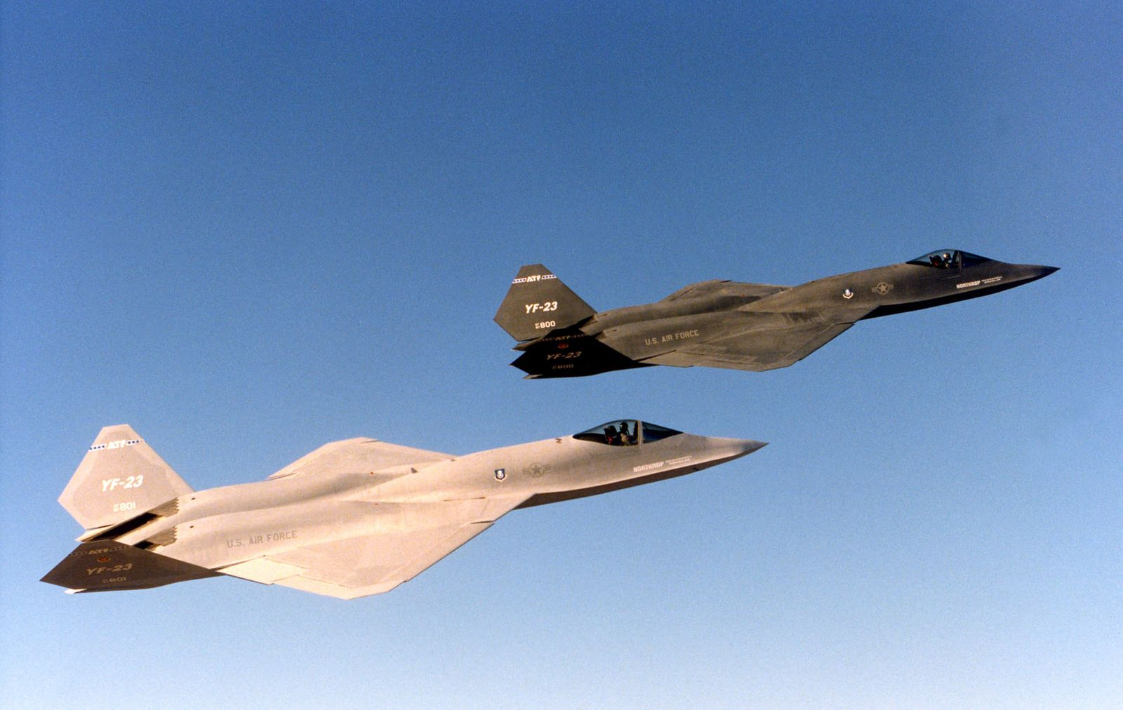 The F-23/YF-23: The Plane The Air Force Turned Down (But Won't Go Away)