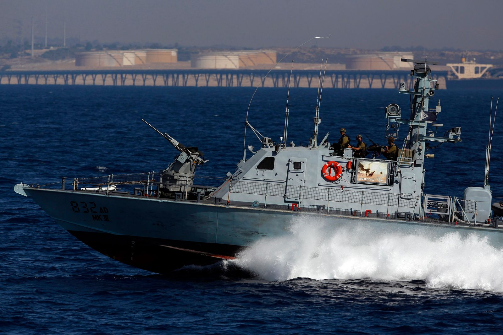 Interesting Fact: Israel's Navy Can Totally Sink Any Warship on Earth