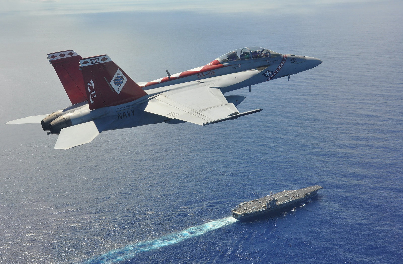 The Navy Can't Use an Aircraft Carrier to Strike Venezuela