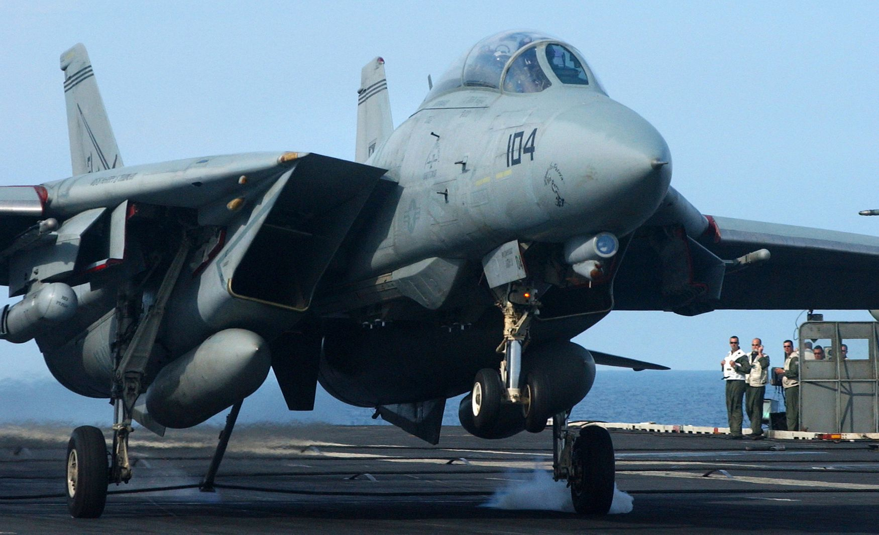 The F-14 Tomcat: The Carrier Jet the Navy Secretly Misses?