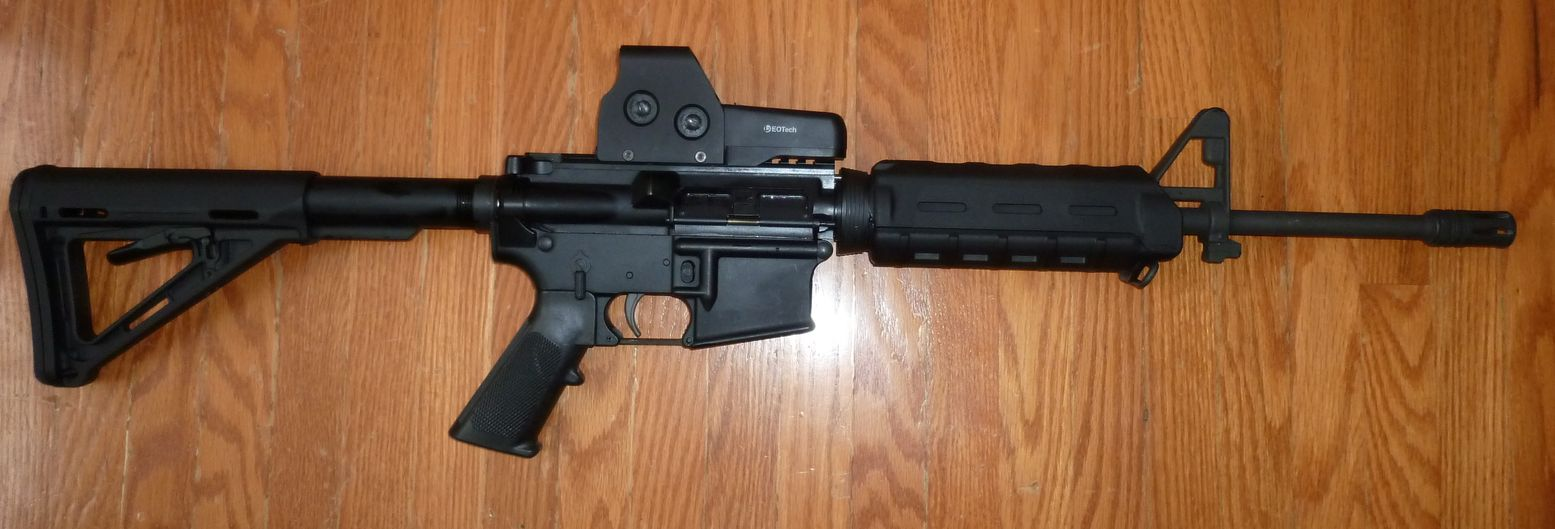 China Ripped Off the M16A1 Rifle. The Only Question We Have Is Why?