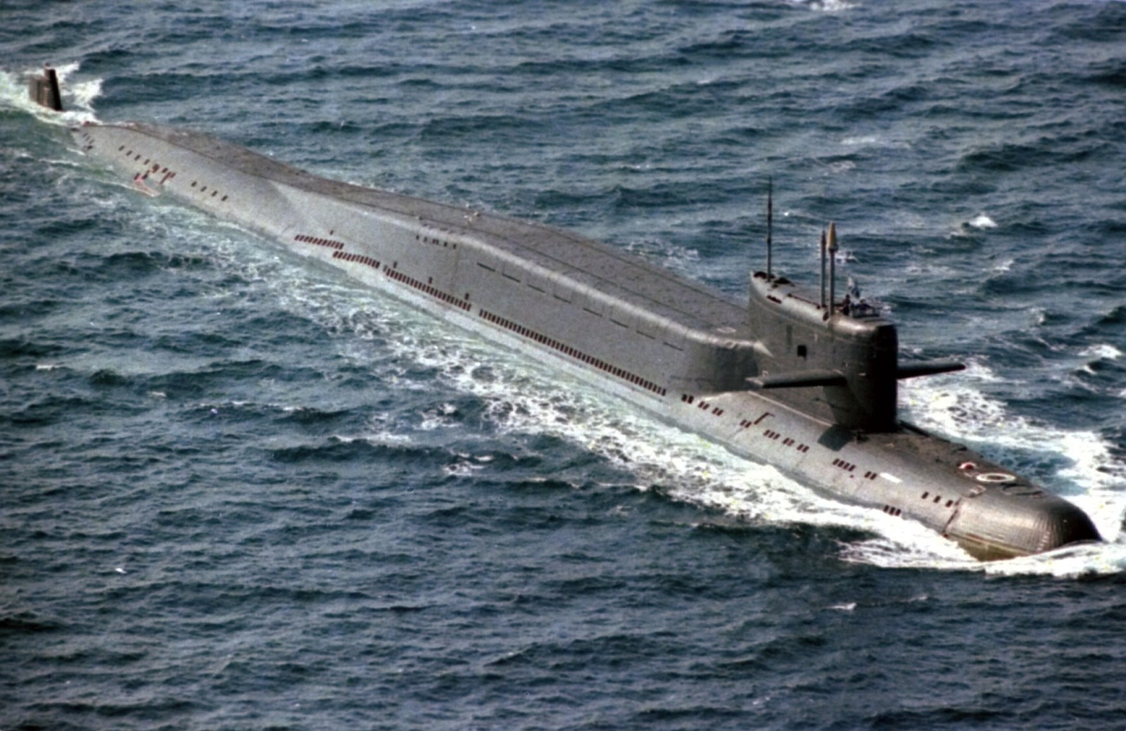 FACT: These 5 Super Submarines Could Kill Billions of People