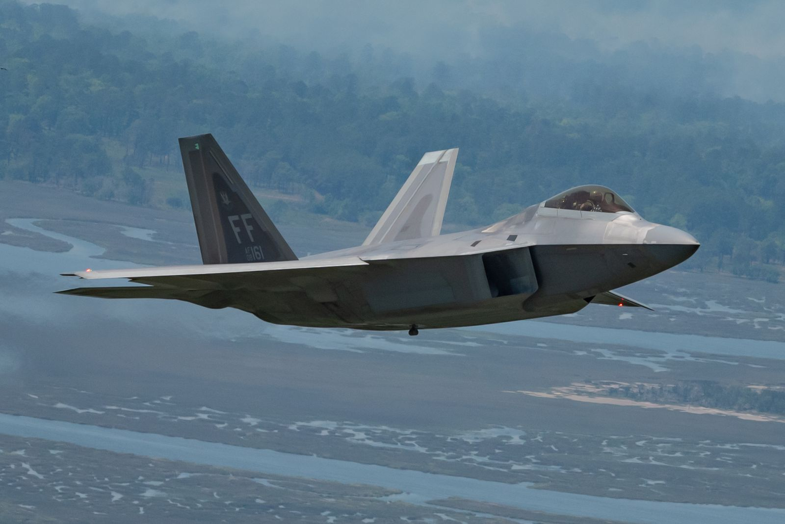 The Stealth Sniper: The F-22 Raptor Has a New Job