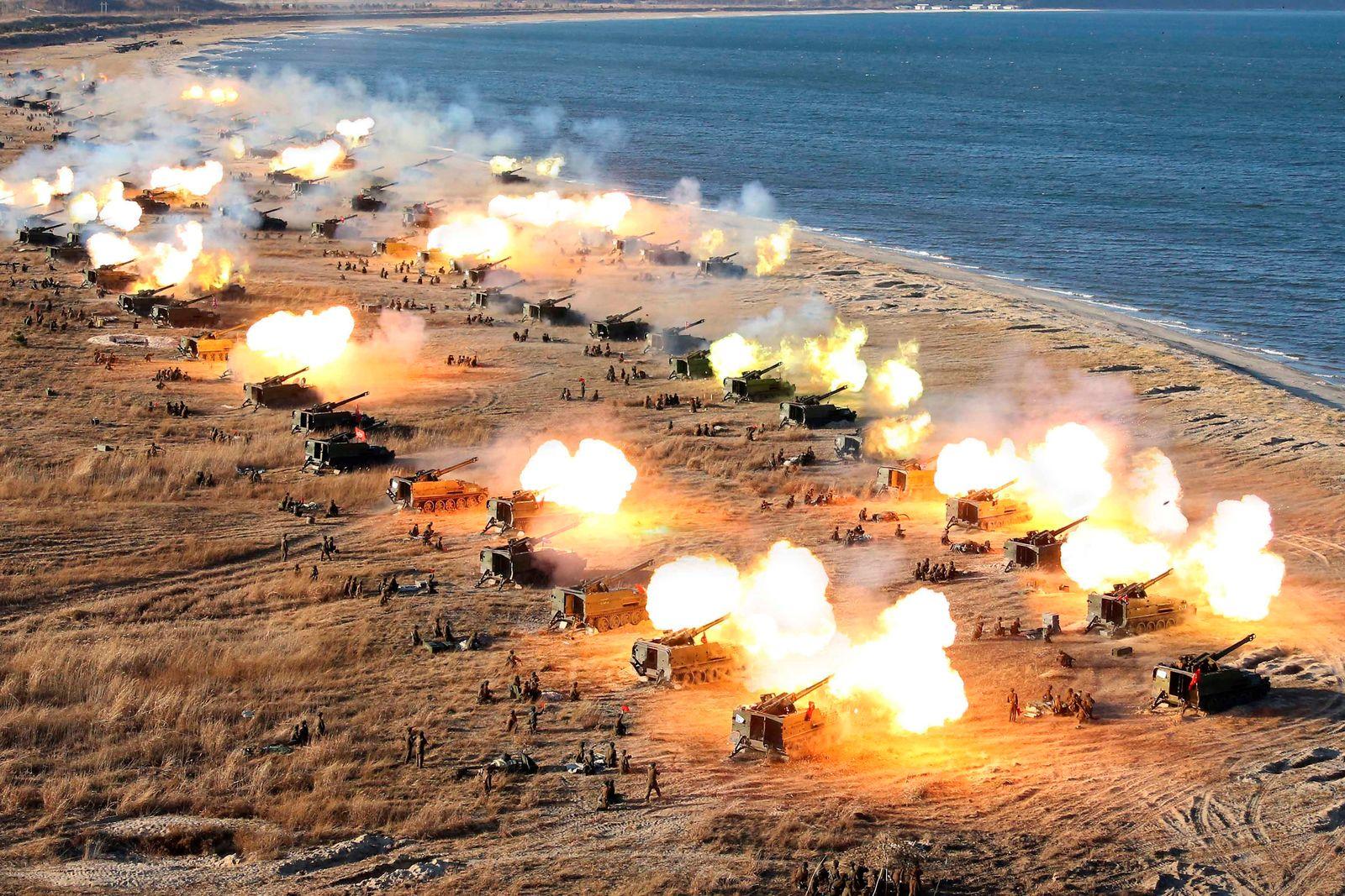 South Korea's Greatest Fear: An Artillery Strike on Seoul ...
