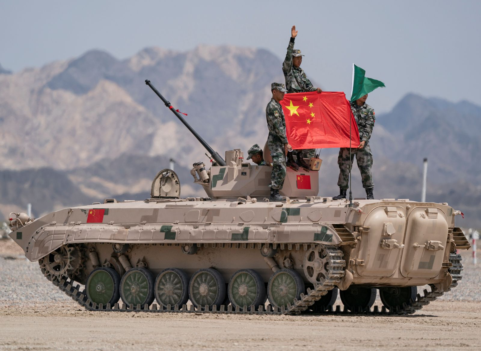nationalinterest.org: What Has Not Changed in U.S.-China Relations