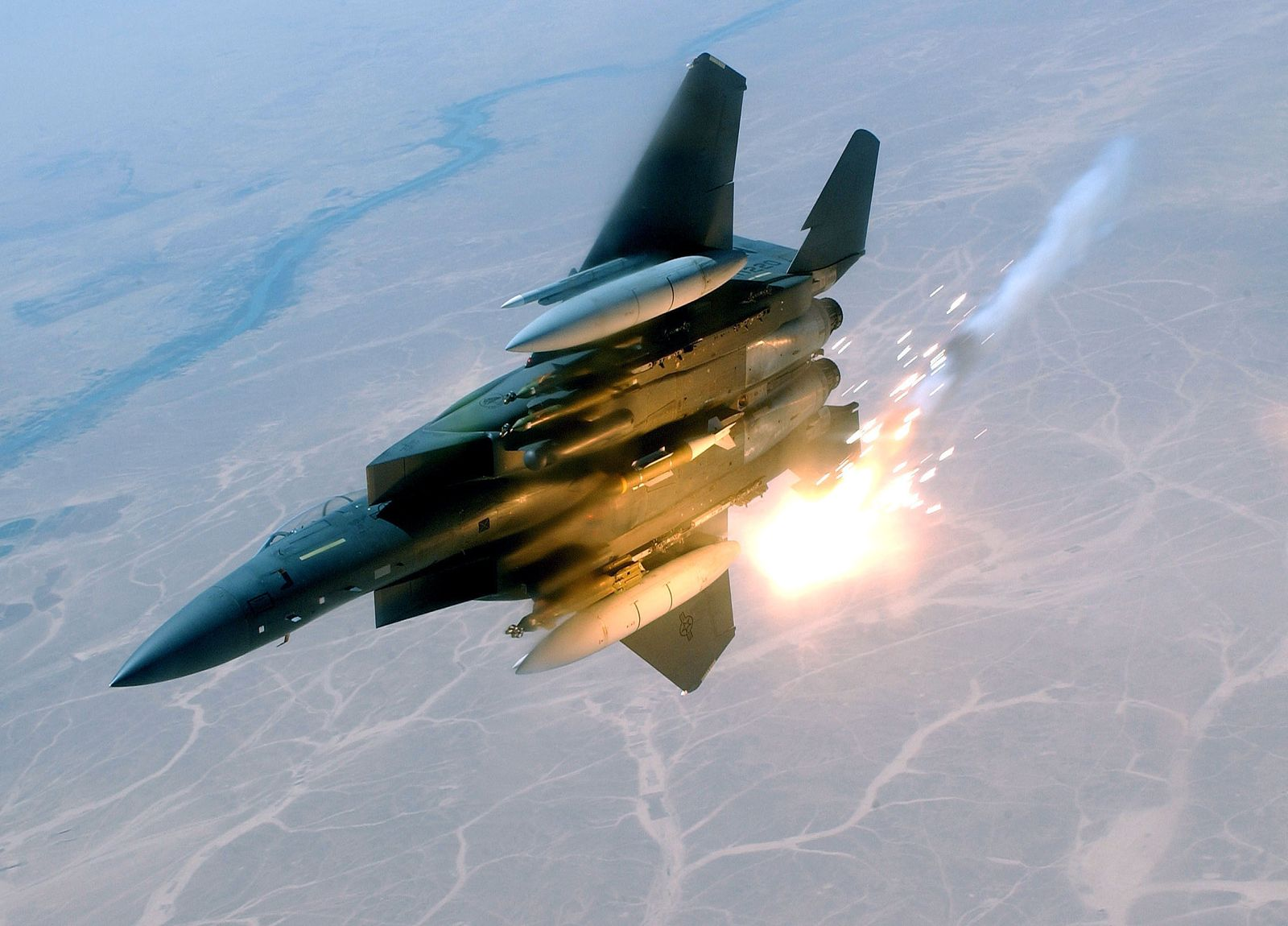 The Story of Why Russia Would Love to Battle New F-15 EX Fighters