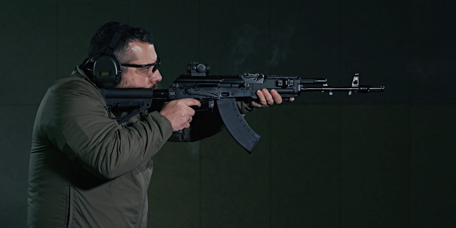 The AK-47 Is the Past: Russia Is Selling Thousands of the AK-203 Rifle