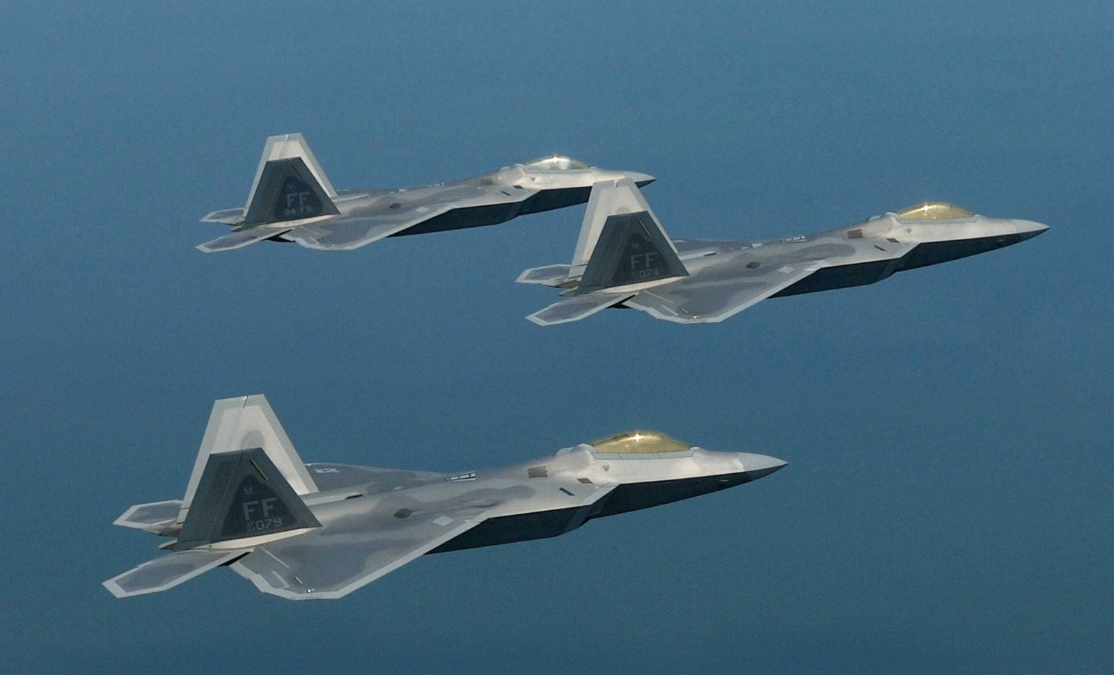 Iran Could Never Counter This Move: America Gives Israel F-22s and