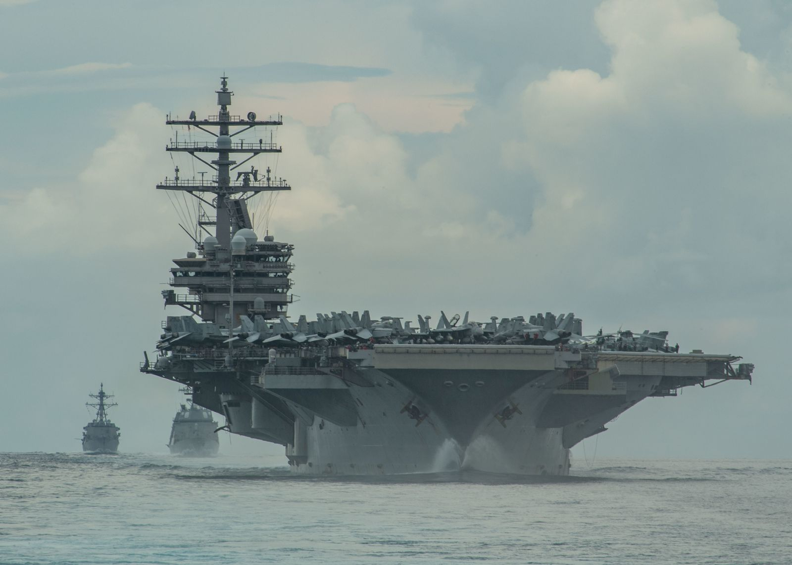Here to Stay: Why Aircraft Carriers Are Not Going Anywhere