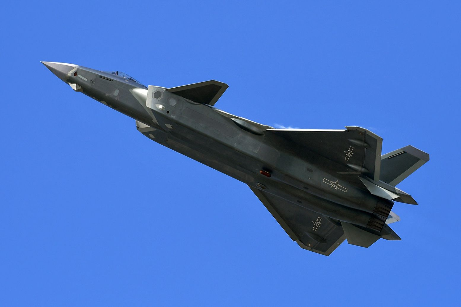 Did India Just Make China's New Stealth Fighters Obsolete?