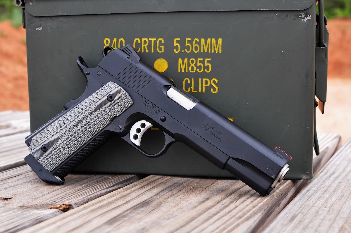 These Are The World's Best .45 and 9mm Weapons On Earth